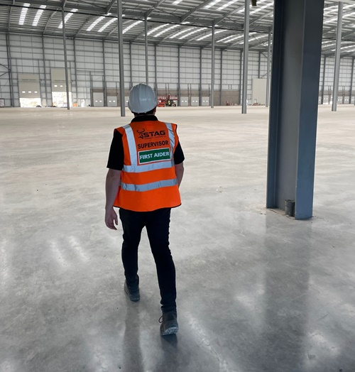 Managed post construction cleans